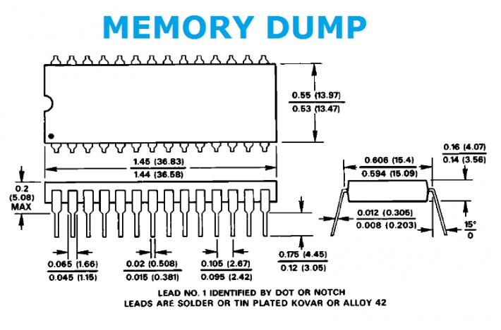 Baza zawartości pamięci EPROM, EEPROM